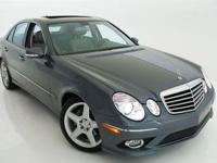 2009 MERCEDES BENZ E350 EXOTIC CLASSICS IS PLEASED TO