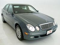 2005 MERCEDES BENZ E320 EXOTIC CLASSICS IS PLEASED TO
