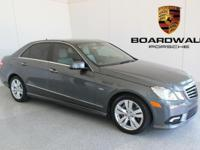 This is a Mercedes-Benz, E-Class for sale by Boardwalk