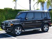 This 2011 Mercedes-Benz G-Class 4dr G55 AMG SUV