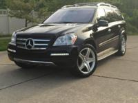 For sale is a STUNNING Mercedes GL550 4Matic with AMG