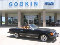 1979 Mercedes 450 SL Convertable! Has Both a Painted