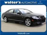 For 2013, the Mercedes-Benz S-Class delivers the