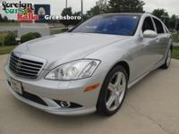 This is a Mercedes-Benz, S-Class for sale by Foreign