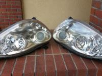 Original Mercedes (Hella) Bi Xenon HID Headlights S430