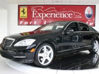 2011 Mercedes Benz S550This beautiful Mercedes-Benz