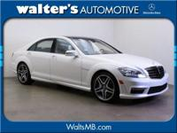 You can have it all! The 2013 Mercedes-Benz S65 AMG