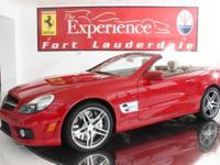 2009 Mercedes-Benz SL63 AMGThis SL62 AMG is Flawless,