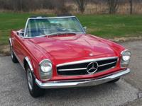 1966 Mercedes-Benz 230 SL Roadster � All original, all