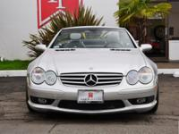 Low-mileage Carlsson Edition 2004 SL55 AMG Roadster in