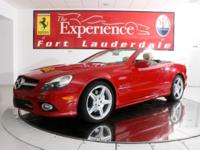 2009 Mercedes-Benz SL550Ferrari Maserati of Fort