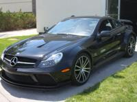 2009 Mercedes-Benz SL65 Black Series@font-face {