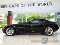 This 2006 Mercedes-Benz SLR McLaren 2dr SLR McLaren 2dr