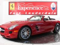 2012 Mercedes-Benz SLS AMG RoadsterFerrari-Maserati of