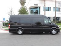 This is a Mercedes-Benz Sprinter for sale by CNC Motors