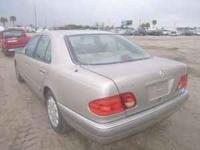 Parting out MERCEDES E320 W210 1996 , V6, ENGINE 3,2L