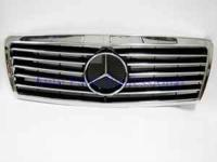 I HAVE A NICE MERCEDES BENZ GRILLE IF INTERESTED CALL