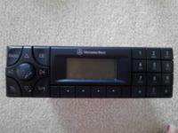 $95 - Original Mercedes Becker radio- ($800 to replace