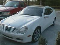 MERCEDEZ C230 2004 TURBO . AUTOMATIC, SUNROOF, LIKE