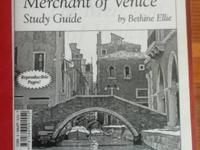 The Merchant of Venice Study Guide (Progeny Press) $10