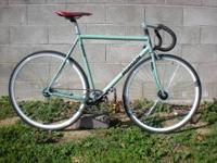 Mercier Kilo TT - Fixie - Fixed - Track - 380 - Davis,