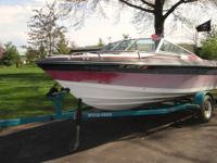 1987 Four Winns 170 Horizon Bow-Rider with a 4.3 175/V6