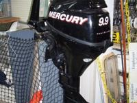 Boaters Resale Shop Of Tx 1502 2527.01 MERCURY 9.9 HP 4