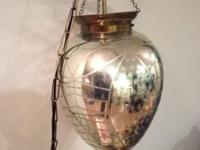 Decorative accent light, romantic low lighting. Bought