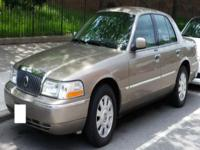 I am selling a 2003 Mercury Grand Marquis LS. This car
