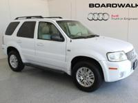This is a Mercury, Mariner for sale by Boardwalk Audi.