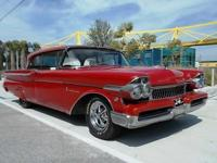 This particular 1957 Mercury Montarey is a great
