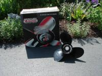 Brand name brand-new prop for a Mercury Outboard,