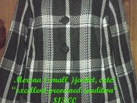 Merona small jacket, cute! excellent preowned