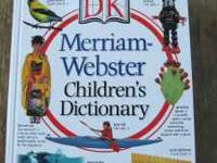 Merriam-Webster Children's Dictionary with 35,000