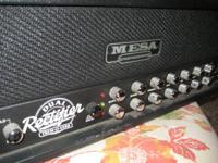 I hate to see this beauty go !! This amp has been a