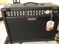 I'm selling My Mesa Boogie 2x12 roadster for $1250 OBO.