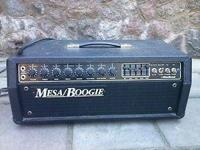 For sale is a Mesa Boogie Mark III blue stripe head.