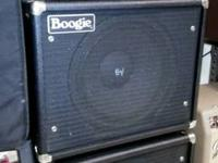 MESA BOOGIE Mark IV MINI Stack w/ AMP HEAD +(2) 1x12""