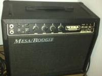 Mesa Boogie Subway Rocket combo tube amp in great
