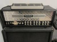 Mesa Boogie Triple Recifier Amp Head. 150 Watt. 3