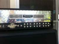 This is a mint condition Mesa Boogie Triple Rectifier