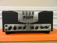 Mesa TA-15 all tube 15W Class A power 2 channel guitar