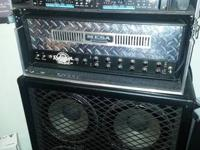 I have a mesa single rectifier half-stack.Head is in a