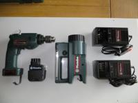 I'm selling my cordless Metabo hammer drill/driver - l
