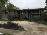 This Is A Wonderful 4 Bedroom 2 Bath Home In Metairie.