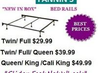 Bed Rails All sizes Best Price► New in Box / with