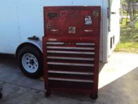 Old Classic tool box MBC Century corporation snap on