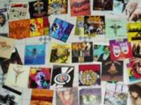 60 great cd's 4 GNR 4 Neal Young 2 Nirvana 2 Alice in
