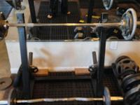 Used Metal Curl Bar for Sale in West Covina. This bar