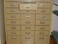 Metal Draw Cabinet Only $175.00 For High Density Small